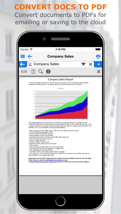 PrintCentral Pro for ... screenshot1