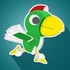 Mega Bird Air Jumping Race - cool sky racing arcade game
