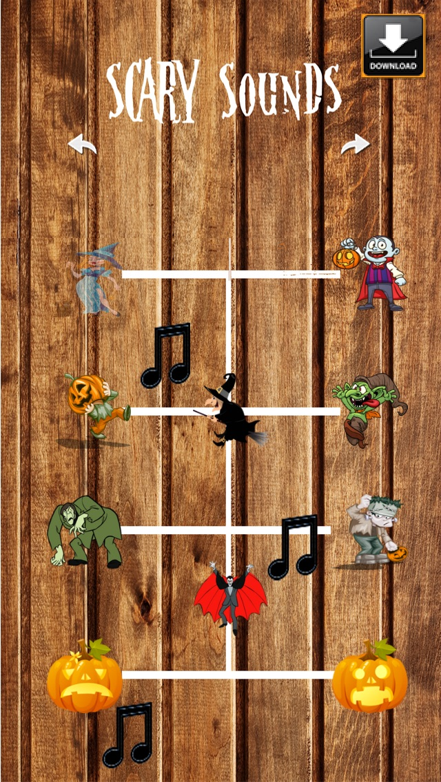 download Halloween Sounds Mania - Scary, Creepy, Spooky !!! apps 3