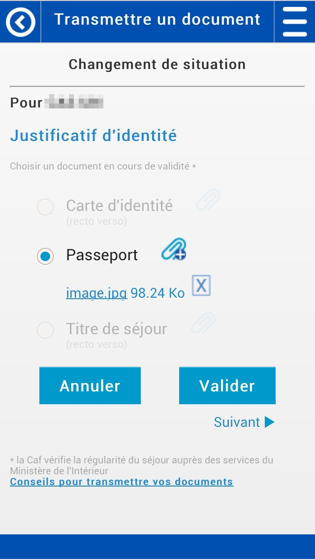 download Caf - Mon Compte apps 1