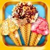 Crazy Ice Cream Kitchen Van 3D