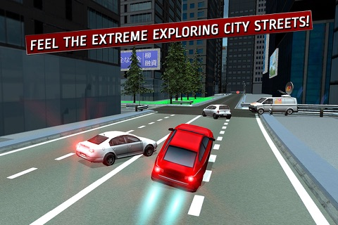 Extreme Car Racing Simulator 3D screenshot 4