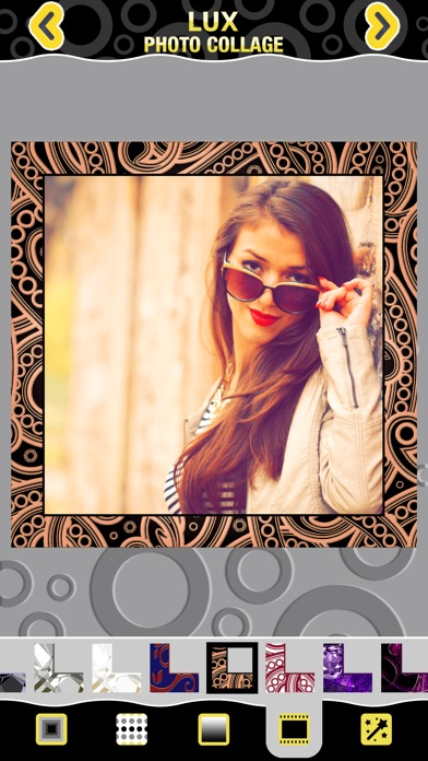download Lux Photo Collage Editor: Luxurious Picture Frames & Grid Maker for Collages apps 0