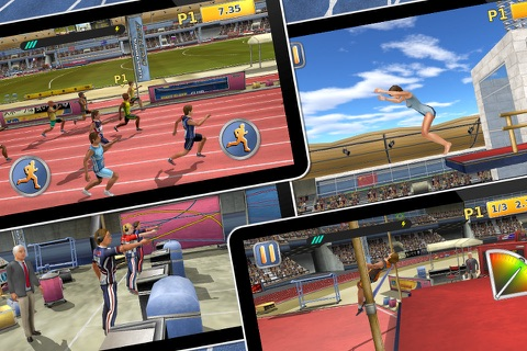 Athletics 2: Summer Sports screenshot 4