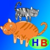 A lazy cat story (Untold toddler story from Hien Bui) story