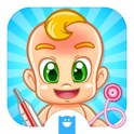 Little Baby Doctor (Ads Free) - Happy Kids Hospital Game icon