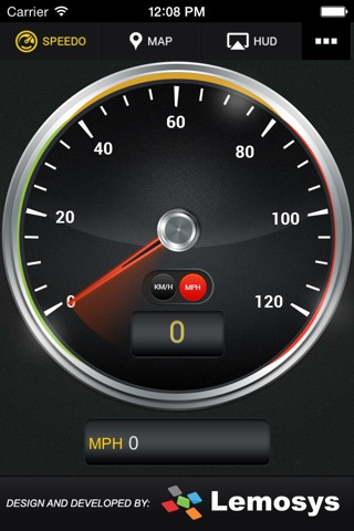 SpeedTracker PLUS screenshot 3