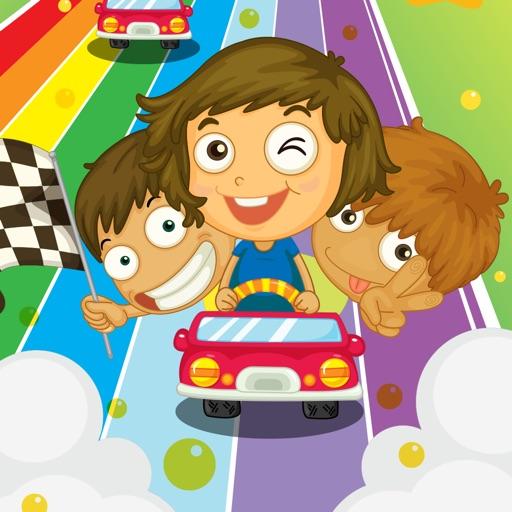 Kids Car Simulator – Crazy Kids Toy Cars iOS App