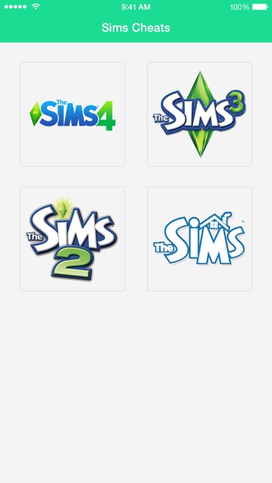 download Cheats for The Sims + apps 1