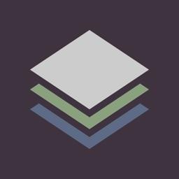Stackables for iPad - Textures, effets et masques de calque