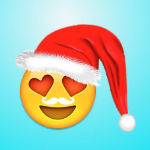 Holiday Emoji - 2015 Winter & Christmas Emojis & Stickers - AppRecs