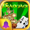 Blackjack 21 AllStar - Play the most Famous Card Game in the Casino for FREE !