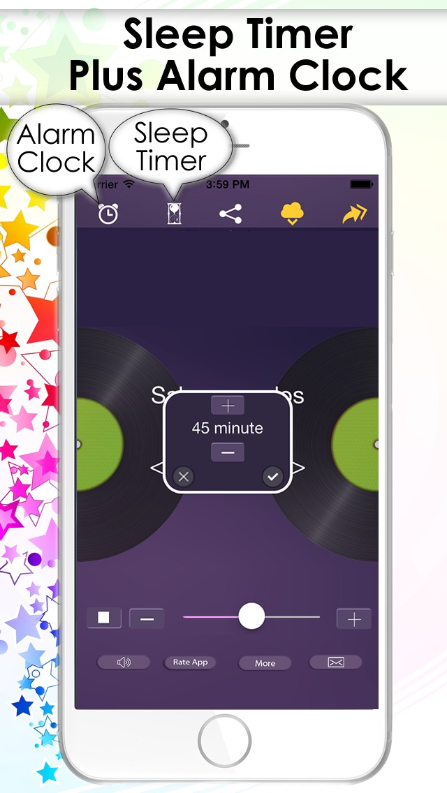 download Free Music Player on iPhone - MP3 streamer from the best online radio & DJ playlist apps 0