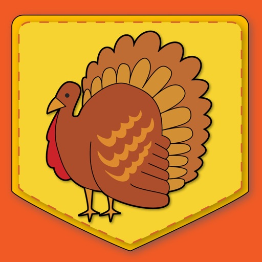 Pocket Charts! Happy Thanksgiving! Match Game iOS App