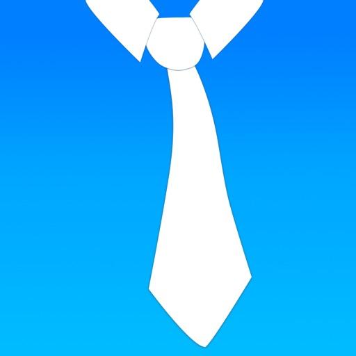 vTie – Anleitung für Krawattenknoten