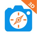 CamCom3D: Camera+Compass+3D