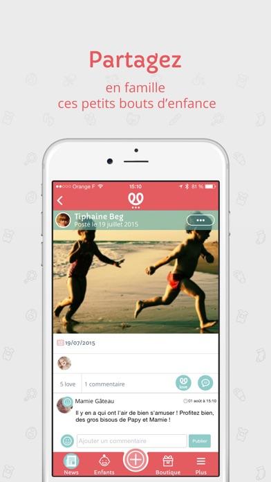 download Keed - La fabrique à souvenirs des tout petits ! apps 0