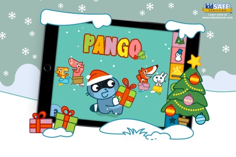 Pango Christmas screenshot 1