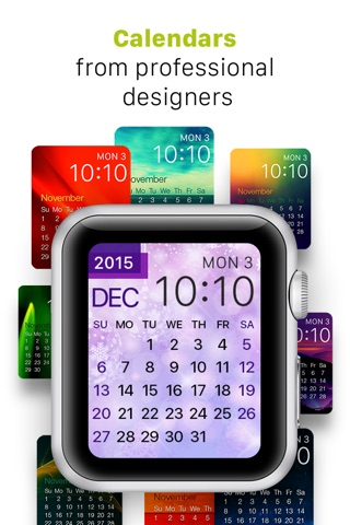 iFaces - Custom Themes and Faces for Apple Watch screenshot 3
