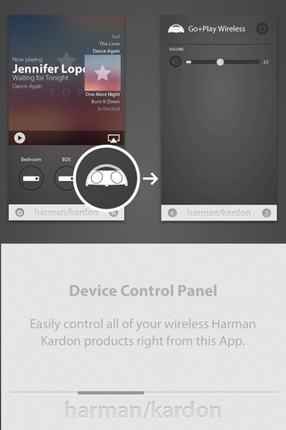 how to connect harman kardon to iphone
