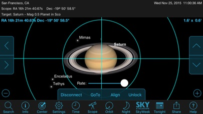 Screenshot #8 for SkySafari 5 Plus