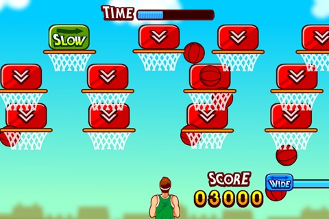 Kids basketball screenshot 2