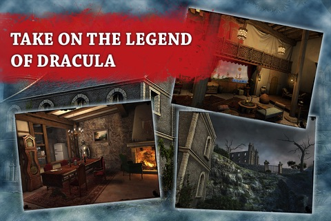Dracula 4: The Shadow Of The Dragon - HD screenshot 4