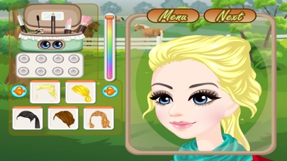download Mary's Horse Dress up 2 - Dress up  and make up game for people who love horse games apps 3