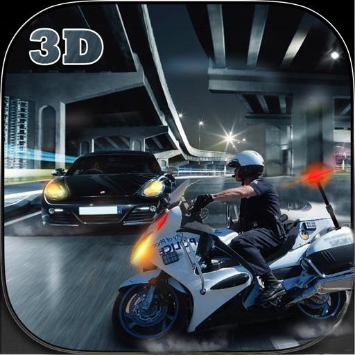 City Police Bike Highway Rider iOS App