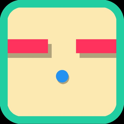 Bouncy Balloon Exit Strategy. Tap Gap and Don't Drop the Ball iOS App