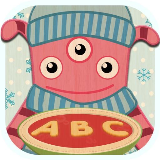 Alphabet Soup - Cutie Mini Monsters