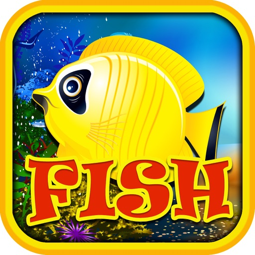 Big Splashy Gold Hungry Fish in Wonderland Jackpot Casino Roulette Free iOS App