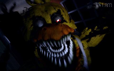 Five Nights at Freddys 4 screenshot 1