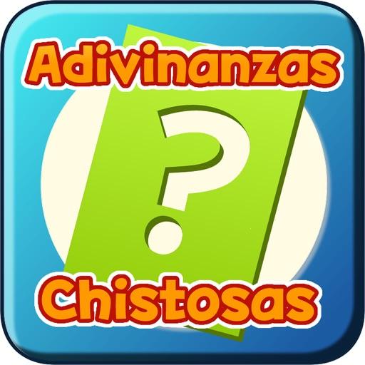 Adivinanzas Chistosas iOS App
