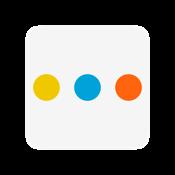 清新休闲 翻滚的点点 – Solids [Mac/iOS]