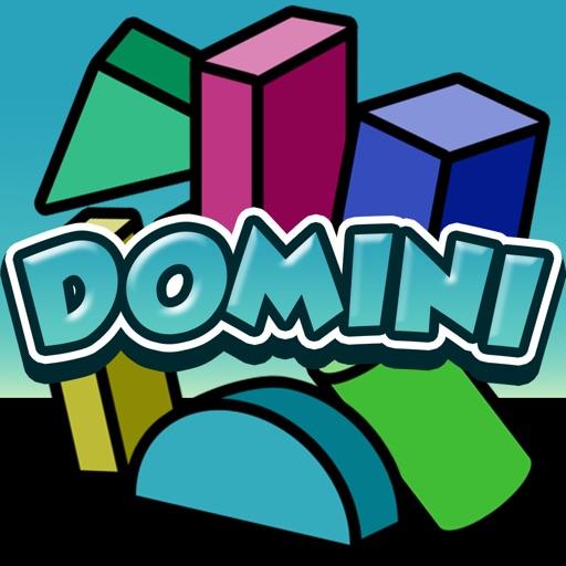Domini : 3d pattern match puzzle iOS App