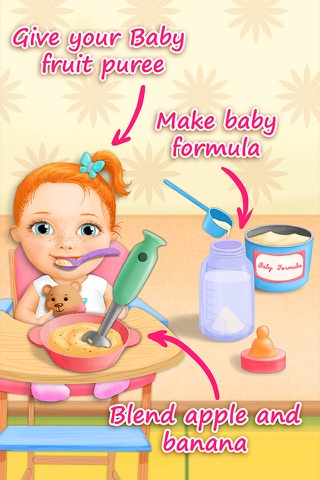 Sweet Baby Girl Newborn Baby Care - No Ads screenshot 3