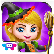 Halloween Costume Party - Spooky Salon, Spa Makeover & Dress Up icon