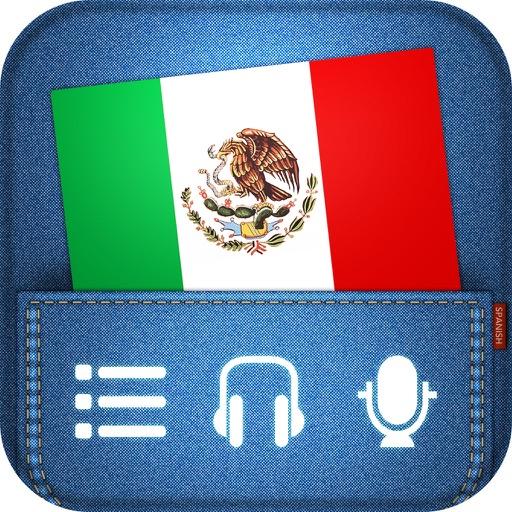 Spanish Latin Pocket Lingo - for trips to Mexico