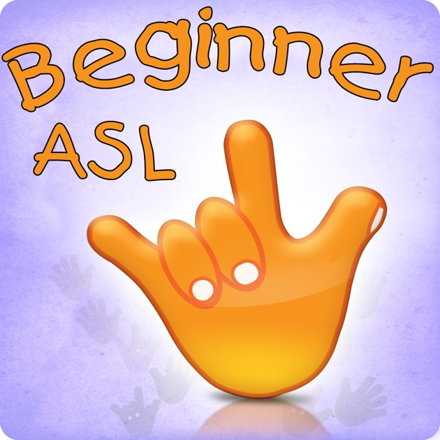 Sign Language For Beginners Screenshot