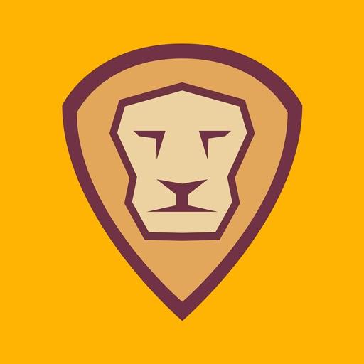 Lion Social - A New Kind of Social Network iOS App