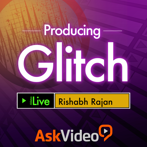 Course For Live 9 - Producing Glitch