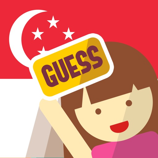 Guess The Word SG - Party Charades For Singaporeans iOS App