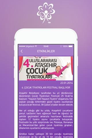 Ataşehir Belediyesi screenshot 4