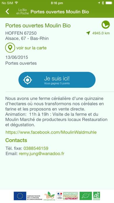 download La Bio en Poche apps 0