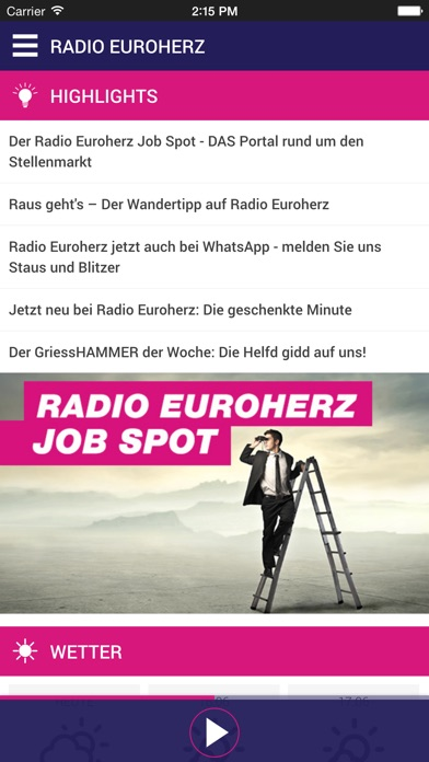 download Radio Euroherz apps 3
