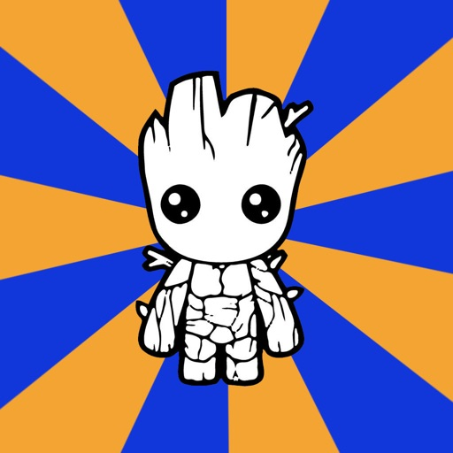 New Matching Game for I am Groot Editions iOS App