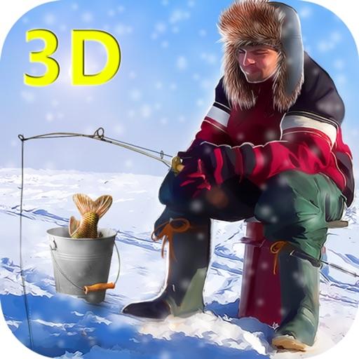 Ice Winter Fishing 3D Full iOS App