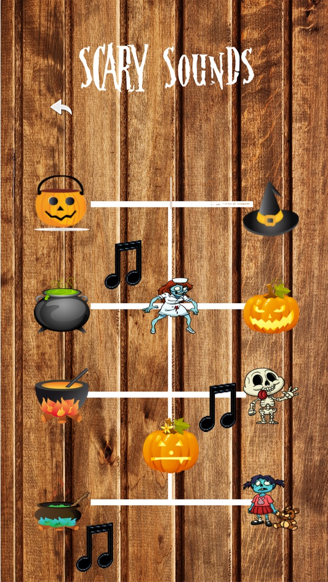 download Halloween Sounds Mania - Scary, Creepy, Spooky !!! apps 1