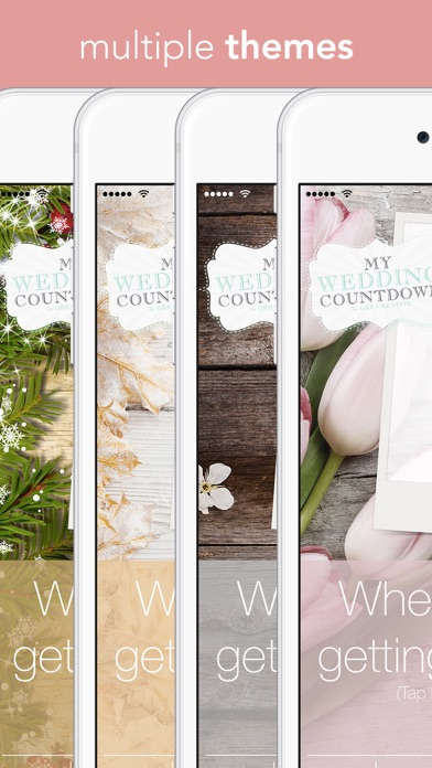 My Wedding Countdown on the App Store